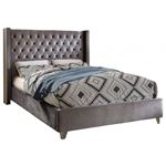 Aiden Grey Queen Bed