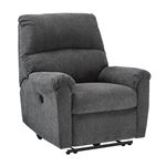 Ashley 7591006 McTeer Power Recliner in Charcoal F