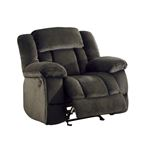 Laurelton Chocolate Reclining Chair 9636-1 by Home