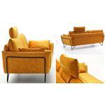 ROM Montego Modern Custom Belgium Sofa 2