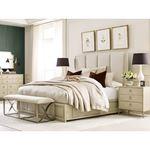 American Drew Lenox Siena Queen Upholstered Bed 3