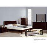 Alpha Bedroom Collection - Wenge- 2