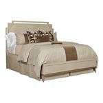 The Lenox Collection Royce King Panel Bed by American Drew