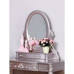 Caroline Metallic Lilac Vanity Mirror 400897 By Coaster