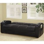 Contemporary Sofa Bed 300132- Back Cushion Down