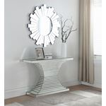 Nexus Geometric Mirrored Occasional Table Collecti