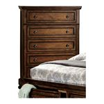 Cumberland Brown 5 Drawer Chest 2159-9 by Homelegance