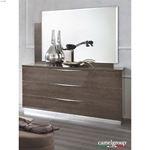 Platinum Legno 3 Drawer Single Dresser by Camelgro