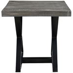 Zax Accent Table 501-147GY - 3
