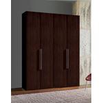 MCS Italy Luxury Collection 4 Door Wardrobe