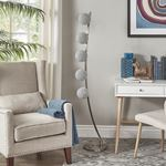 Inara Floor Lamp H11303 by Homelegance
