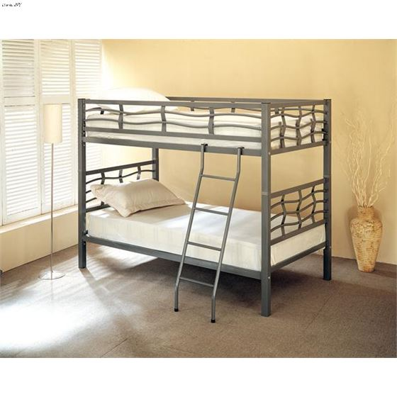 Twin Bunk Bed 7395