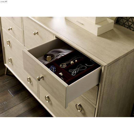 American Drew Lenox Ventura 10 Drawer Dresser 2
