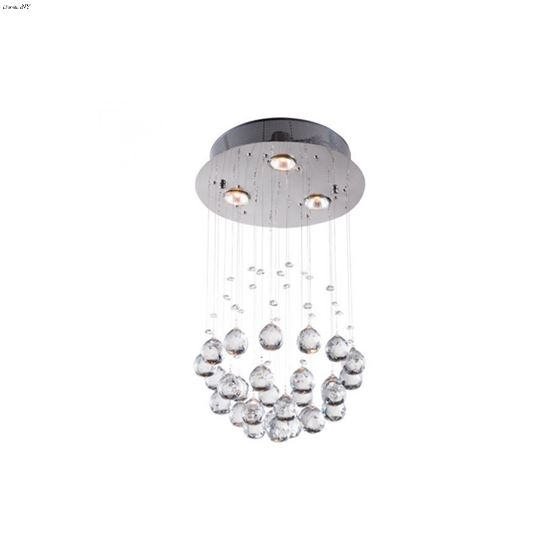 Pollow Ceiling Lamp 56028 Clear