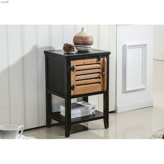 Shelburn Accent Table 501-853