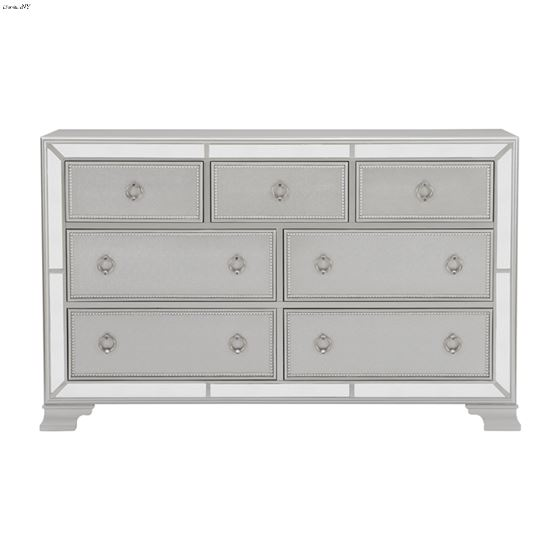The Avondale Collection Dresser 1645 Front
