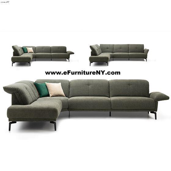 ROM Barbuda Modern Custom Living Room Collection