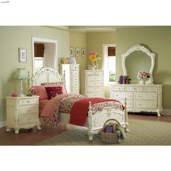 1386T-1 Cinderella Bedroom