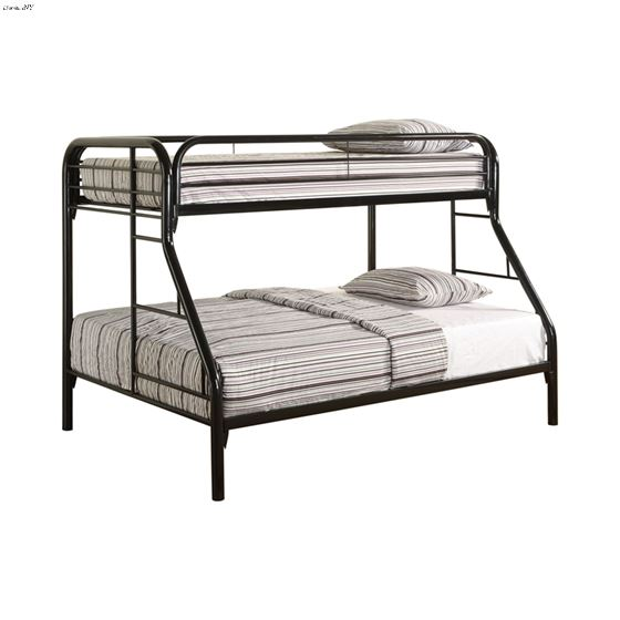 Morgan Twin Over Full Bunk Bed 2258 by Coaster