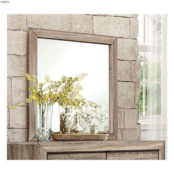 Beechnut Rectangle Mirror 1904-6-3