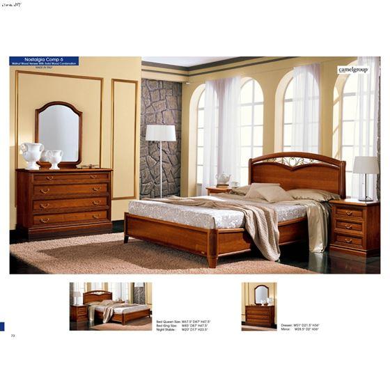 Nostalgia Comp 6 Bedroom