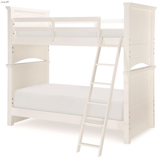 Summerset Ivory Solid Wood Bunk Bed Collection