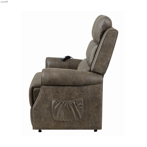 Coaster Power Lift Recliner 650303 front