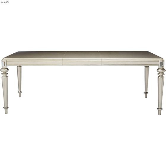 Danette Rectangular Dining Table 106471 by Coaster Front