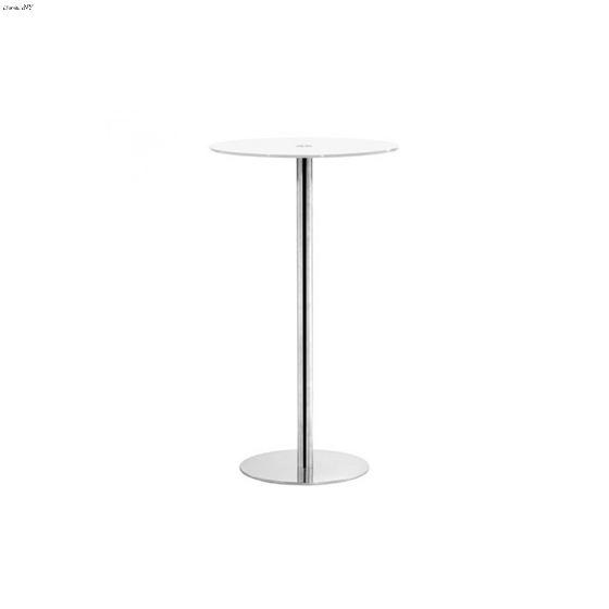 Cyclone Bar Table 601171 White