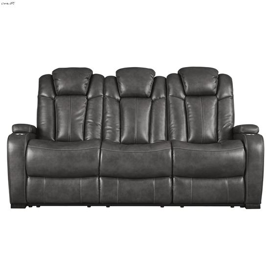 Turbulance 8500115 Power Reclining Sofa by Ashley