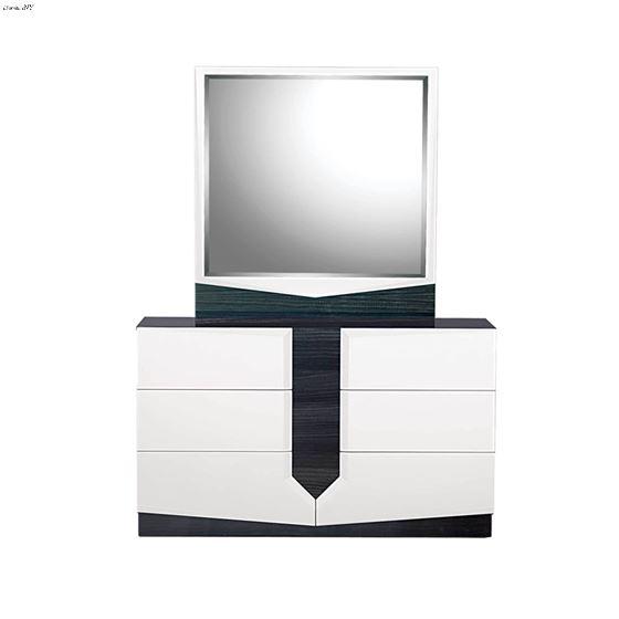 Hudson Modern 7 Drawer Dresser by Global Furniture