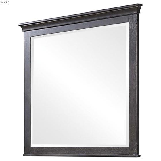 Franco Rectangular Mirror Weathered Sage 205734 By Coaster