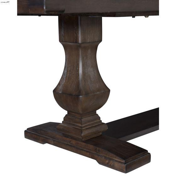 Southlake Double Pedestal Trestle Dining Table 5741-94 Base