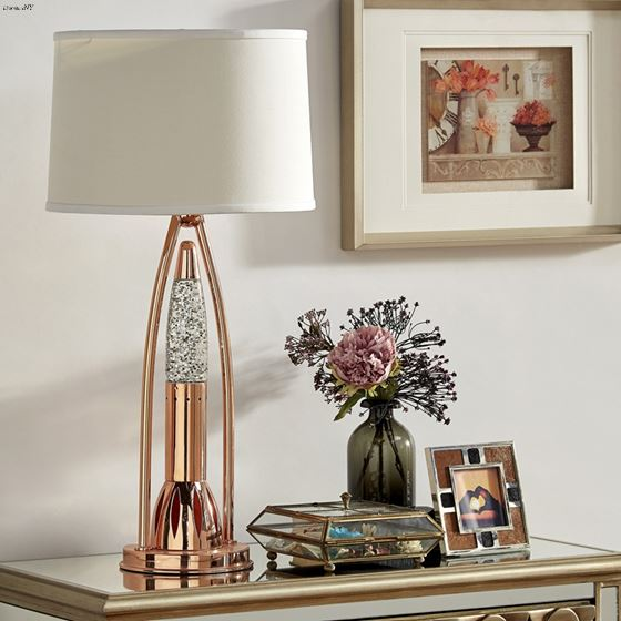Lenora Table Lamp H13475 by Homelegance