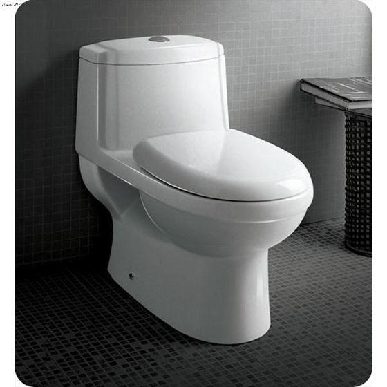 Fantastic Fresca Dorado One Piece Dual Flush Toilet W Soft Close Seat Andrewgaddart Wooden Chair Designs For Living Room Andrewgaddartcom