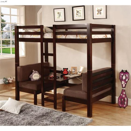 Convertible Loft Bed 460263